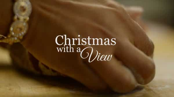 Title Card for Christmas With A View