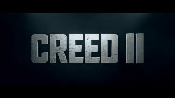 Creed II - Title Card
