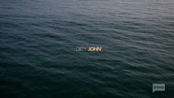 Dirty John Title Card