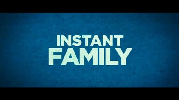 Instant Family - Title Card