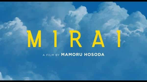 Mirai - Title Card