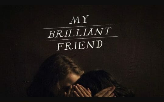 Title Card for My Brilliant Friend.