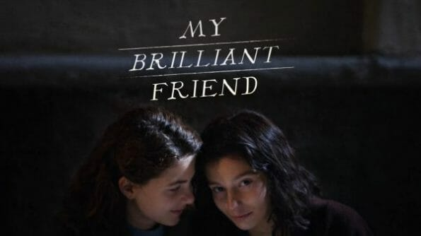 My Brilliant Friend Season 1 Episode 3 Le Metamorfosi (The Metamorphoses) - Teen Years title Card