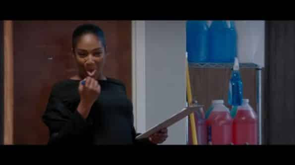 Tanya (Tiffany Haddish) being nasty.