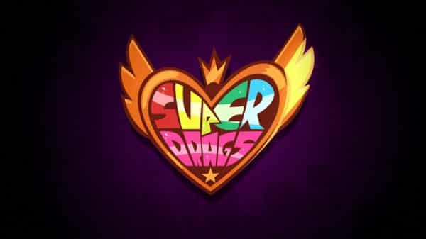 Title card for Super Drags
