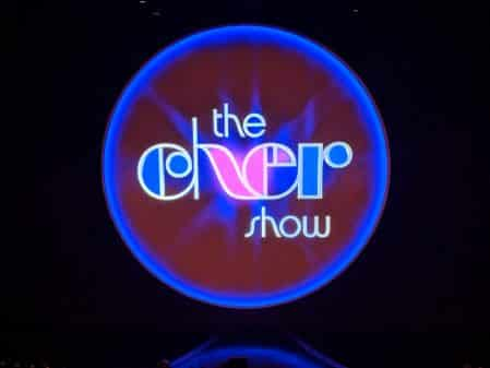 Logo for The Cher Show
