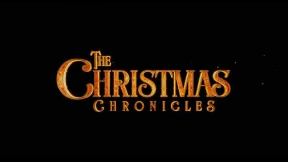 The Christmas Chronicles - Title Card