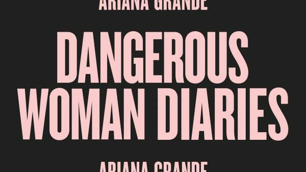 The Dangerous Woman Diaries Title Card