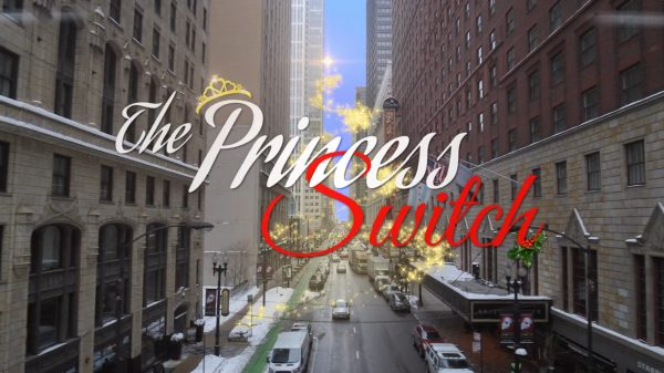 The Princess Switch - Title Card