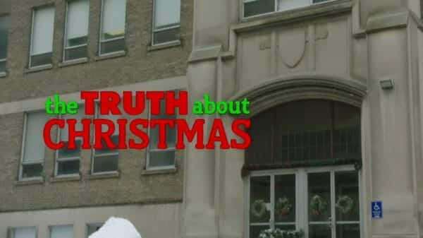 The Truth About Christmas - Title Card