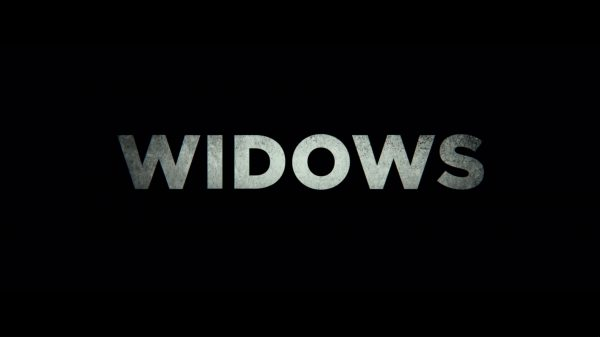 Widows Title Card