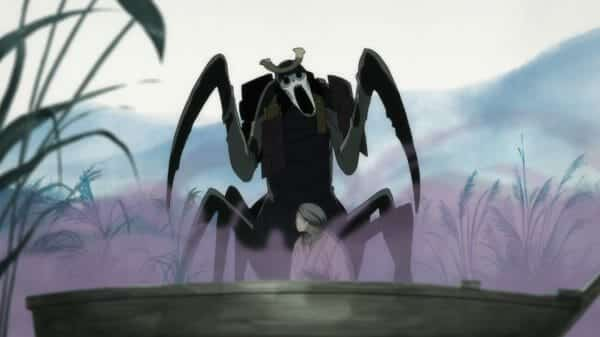 One of the monsters we meet in the premiere episode.