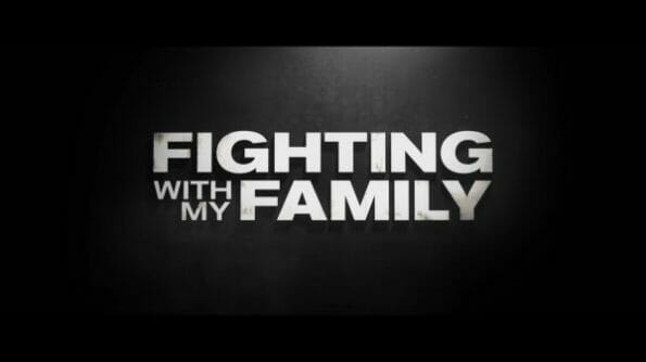 Fighting With My Family (2019) - Title Card