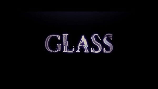 Glass (2019) - Title Card
