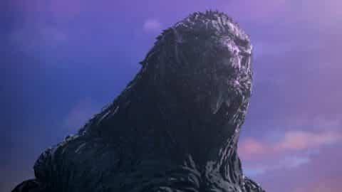 Godzilla in Godzilla (Part 3) The Planet Eater