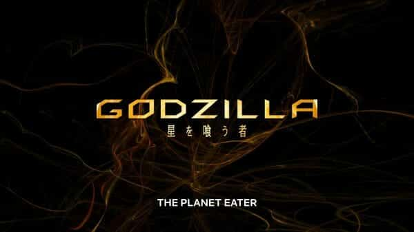 Godzilla (Part 3) The Planet Eater - Title Card