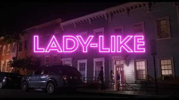 Lady-Like - Title Card