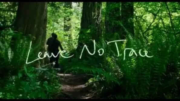 Leave No Trace - Title Card