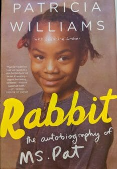 Rabbit by Ms. Pat - Book Cover