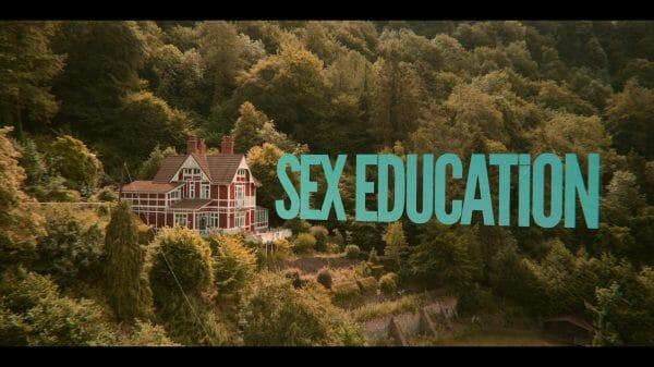 Sex Education Season 1 Episode 2 - Title Card