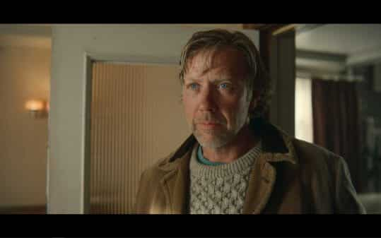 Jakob (Mikael Persbrandt) as Jean mistakes him for a patient.