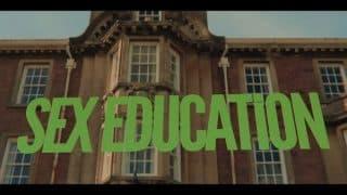 Sex Education Season 1 Episode 5 - Title Card