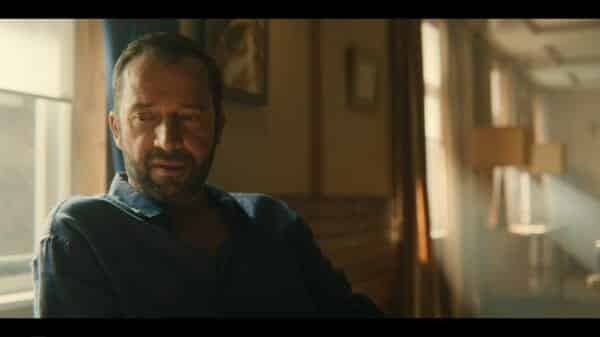 Remi (James Purefoy) before he wrecks his family and relationship.