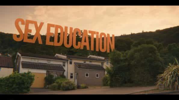 Sex Education Season 1 Episode 6 - Title Card