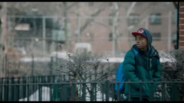 Anthony (Jahi Di'Allo Winston) walking home.