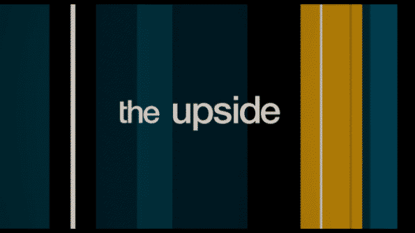 The Upside - Title Card
