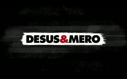 Desus & Mero Season 1, Episode 1 Series Premiere, Ballbags [Series Premiere] - Title Card