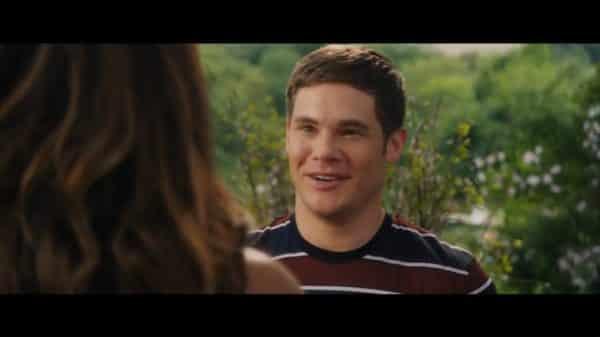 Josh (Adam Devine) in Isn't It Romantic.