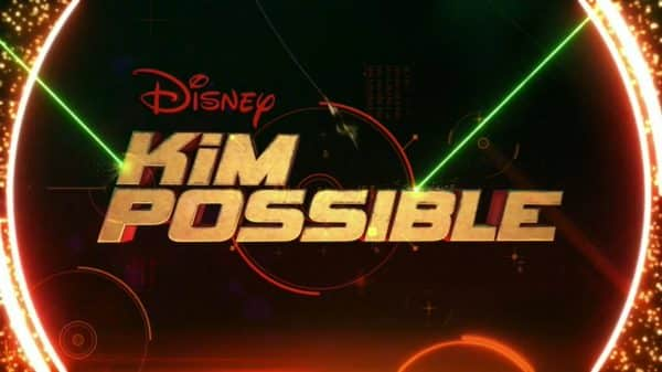 Kim Possible (2019) - Title Card