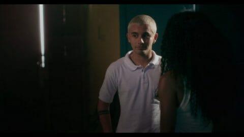 Johnny Ki (Dylan Duentes) blackmailing Carmen.
