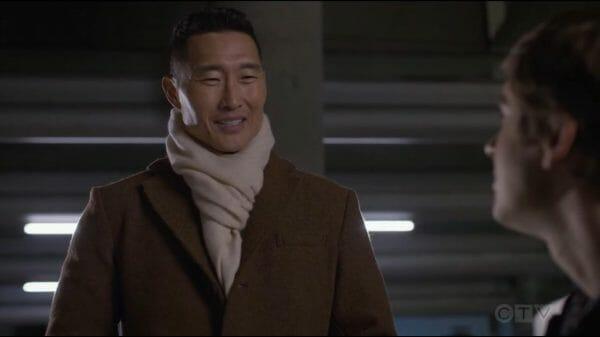 Jackson Han (Daniel Dae Kim) talking to Shaun.