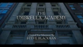The Umbrella Academy Season 1, Episode 1 We Only See Each Other At Weddings and Funerals [Series Premiere] - Title Card