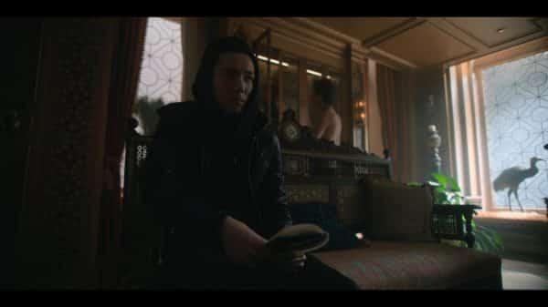 Ben (Ethan Hwang) in the Umbrella Academy.