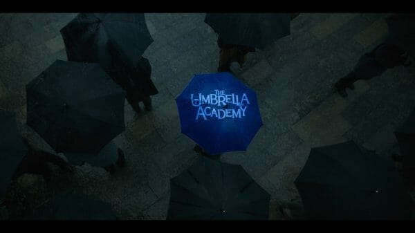 The Umbrella Academy Season 1, Episode 3 Extra Ordinary - Title Card