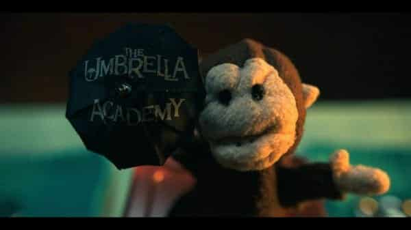 The Umbrella Academy Season 1, Episode 4 Man On The Moon - Title Card