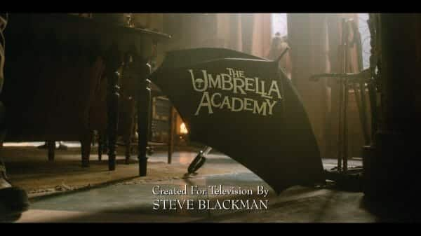 The Umbrella Academy Season 1, Episode 6 The Day That Wasn't - Title Card