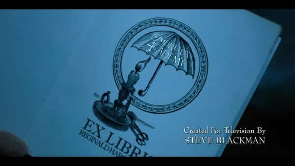 The Umbrella Academy Season 1, Episode 7 The Day That Was - Title Card