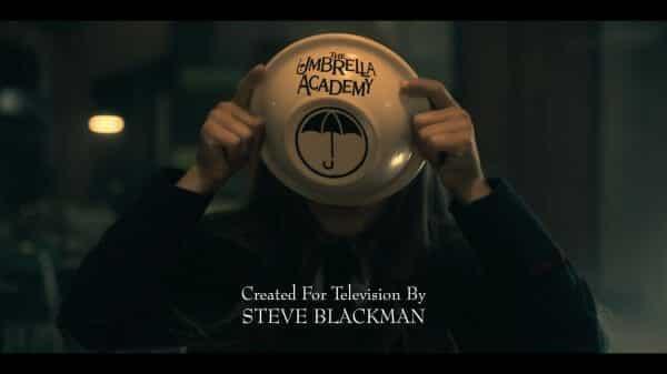 The Umbrella Academy Season 1, Episode 9 Changes - Title Card