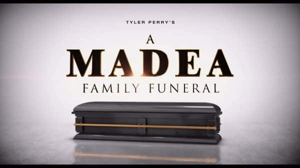 Title Card - A Madea Family Funeral (2019)