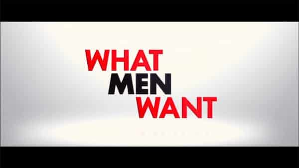 What Men Want (2019) - Title Card