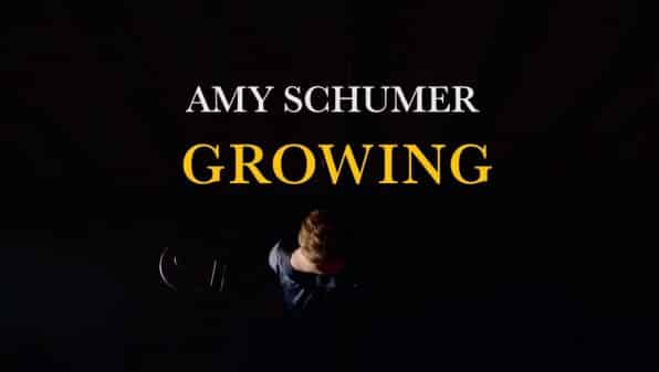 Amy Schumer Growing Title Card