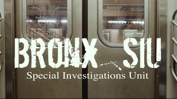 Bronx SIU Season 1, Episode 1 Pride Cometh Before... [Series Premiere] - Title Card