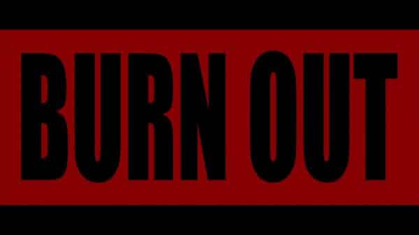 Burn Out - Title Card