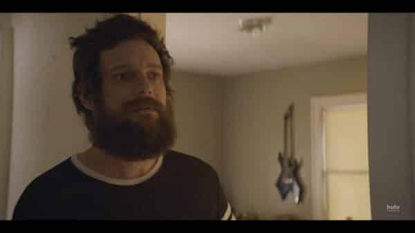Ryan (Luka Jones) looking dumbfounded.