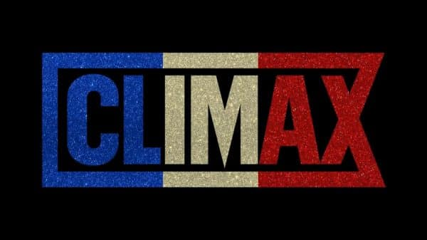 Climax (2018) - French Colored Title Card