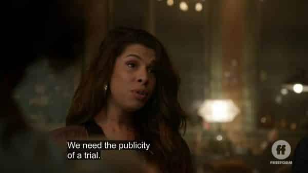 Jasmin originally deciding to go to trial.